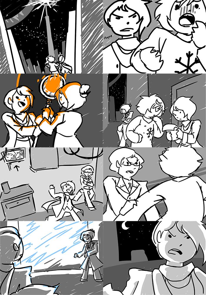Bonus-- Development thumbnails